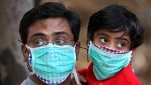 Swine flu, a respiratory infection, generally spreads rapidly during winters, but there has been a spike in the number of cases across India even as warmer weather set in.(HT Photo)