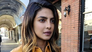 Priyanka Chopra's head-to-toe  yellow look is the perfect summer outfit. See latest pics