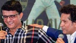 Sachin Tendulkar, Sourav Ganguly and VVSLaxman being made soft targets - BCCIofficial