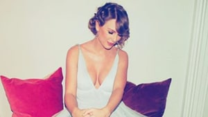 Taylor Swift's bareback pink gown pushes the line. See latest pics