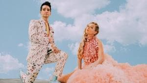 Taylor Swift releases colourful new song with Brendon Urie titled Me. Watch here