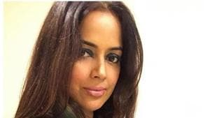 Sameera Reddy is expecting her second child and has opened up about dealing with depression and weight gain after pregnancy.
