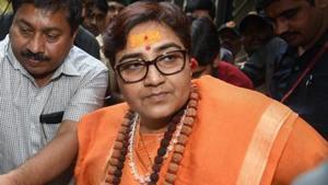 'Chose to contest Lok Sabha elections as Digvijaya was picked': Pragya Singh Thakur