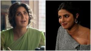 Katrina Kaif plays Kumud Raina in Bharat. A role that first went to Priyanka Chopra.