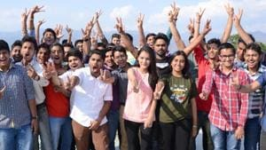 JEE main 2019 result: The Joint Entrance Exam (JEE) Main April session results 2019 were declared on Monday, April 29.(HT file)
