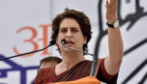 """The Union minister of home affairs has asked the Congress chief to explain his """"factual position"""" in the matter within a fortnight of receipt of the communication.(PTI)"""