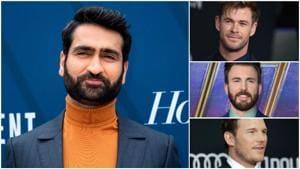 Kumail Nanjiani has said Everyone named Chris has all the power, hinting at Chris Pratt, Chris Hemsworth, Chris Evans and Chris Pine.