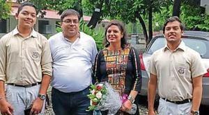 Prateek Tibrewal is Uttarakhand topper in JEE Main 2019