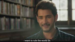 Maharshi trailer: Mahesh Babu is in the mood to rule the world. Watch