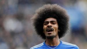 File image of Leicester City's Hamza Choudhury.(Action Images via Reuters)