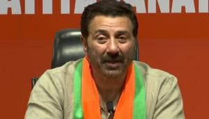 The BJP has fielded actor Sunny Deol from Gurdaspur(ANI)