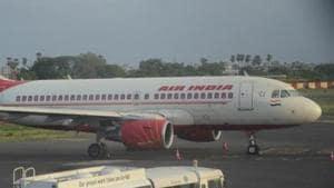 Air India draws up plans for possible Vasant Vihar exit Santosh Kumar/HT Photo