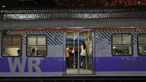 The suburban railway network will also set up CCTV cameras in all trains and at all stations.(HT Photo)