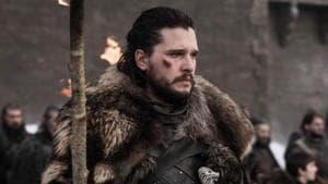 Kit Harington play Jon Snow in Game of Thrones.