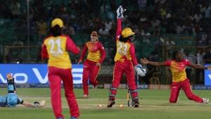 IPL 2019 Women's T20, Trailblazers vs Supernovas As It Happened: Follow highlights from the IPL 2019 Women's T20 match between Trailblazers and Supernovas.(Twitter)
