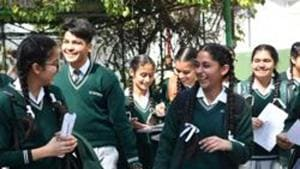 The results of ICSE (Class 10) and ISC (Class 12)examinations 2019 will be declared on Tuesday, May 7 at 3pm.(HT file)