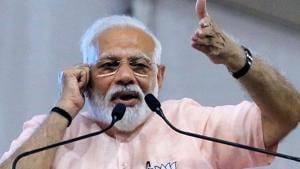 Prime Minister Narendra Modi(PTI)