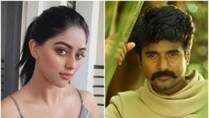 Anu Emmanuel and Sivakarthikeyan film is expected to be a rural romantic comedy.