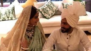 Sonam Kapoor and Anand Ahuja tied the knot on May 8, 2018.