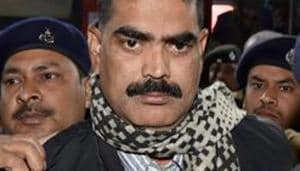 Former RJD MP Mohammed Shahabuddin's wife, Hina Sahab, is contesting the Lok Sabha elections from Siwan on a RDJ ticket.(PTI File)
