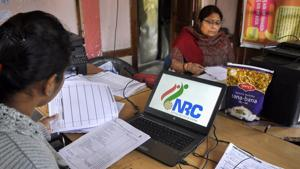 A bench of the Supreme Court has asked the Assam NRC coordinator to deal with the claims and objections of persons against wrong exclusion or inclusion of citizens in the draft NRC.(PTI File)