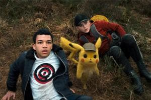Fun for the young at heart: Review of Pokémon Detective Pikachu