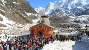AIIMS to set up health camps at all four shrines of Chardham yatra