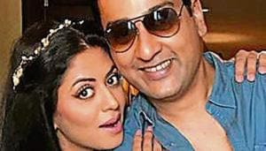 Kavita Kaushik and her husband Ronnit Biswas have mutually decided to never have a child.(Instagram)
