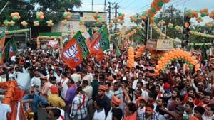 The Trinamool Congress is aware of the challenge and has deployed a three-pronged strategy.