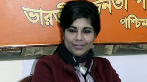 Ghosh was the superintendent of police in West Midnapore district for six years from 2011 to 2017 in which her constituency is located.(IANS)