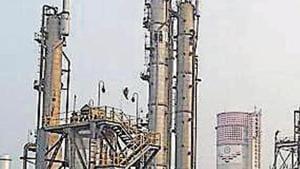 The IFFCO plant at Phulpur, Uttar Pradesh.(HT File)
