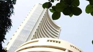 Domestic equity benchmarks BSE Sensex and NSE Nifty started on a choppy note Monday tracking weak cues from global markets as rising rift between the US and China kept investors on edge.(AFP FILE)