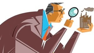 If you really want to invest a part of your portfolio in equities, start with mutual funds.(Illustration Sudhir Shetty/HT)