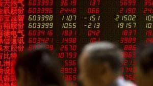 Worries of US-China trade war hits markets