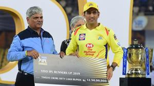 IPL Final, MIvs CSK: MS Dhoni reveals his future, speaks about the season and World Cup