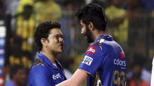 'Speechless' Jasprit Bumrah reacts to Sachin Tendulkar's 'world's best bowler' praise