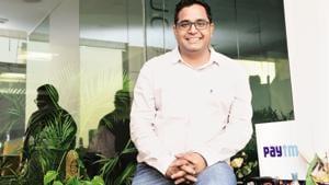 Vijay Shekhar Sharma Founder and CEO,Paytm.(File Photo)