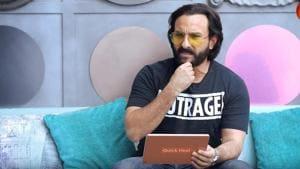 Saif Ali Khan on Arbaaz Khan's show Pinch.