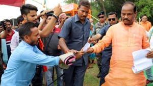 Lok Sabha Elections 2019: Jharkhand CM seeks vote on PM Modi's development work