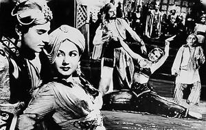 Aladdin, the boy from Arabia,  loved in India