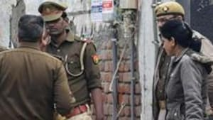 The Delhi Police said that in February 2007, it had arrested four alleged JEM operatives: Shahid Gafoor from Pakistan, Bashir Ahmed Ponnu, Fayaz Ahmed Lone and Abdul Majid Baba from Jammu and Kashmir.(HT Photo)