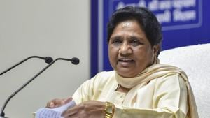 The two political leaders, BSP chief Mayawati and Prime Minister Narendra Modi have been attacking each other over alleged atrocities on Dalits for some time now.(PTI PHOTO)