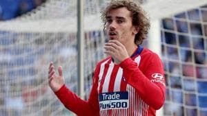 'I have taken the decision to leave Atletico' - Griezmann