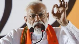 Lok Sabha elections 2019: Desperate Opposition hurling abuses, says Modi in final push