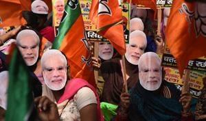The 2019 election: Lack of a national alternative means advantage Modi