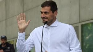 Goalkeeper Casillas to announce end of career soon - report
