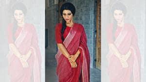 Konkona Sen Sharma made her directorial debut with A Death In The Gunj; Sari, Anavila(Omkar Chitnis)