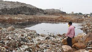 Bandhwari landfill site inspected