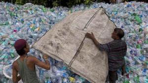Plastic shredding centre inaugurated at Begumpur