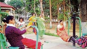 A green haven for women to stay fit and motivated